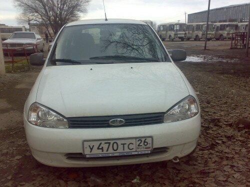 Автомобиль Лада Калина-фото