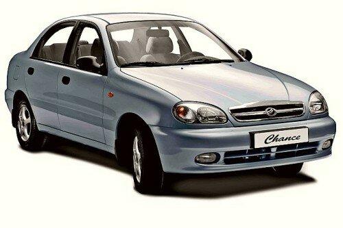 Автомобиль Zaz Chance-фото