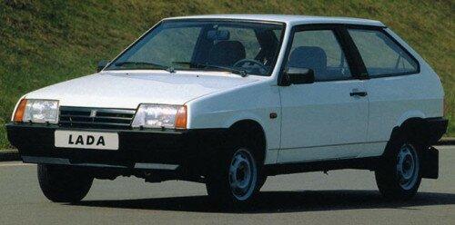 Автомобиль ВАЗ-2108 - Восьмерка