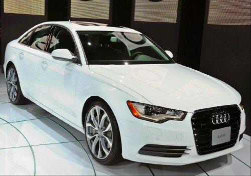 Автомобиль 2014 Audi A6