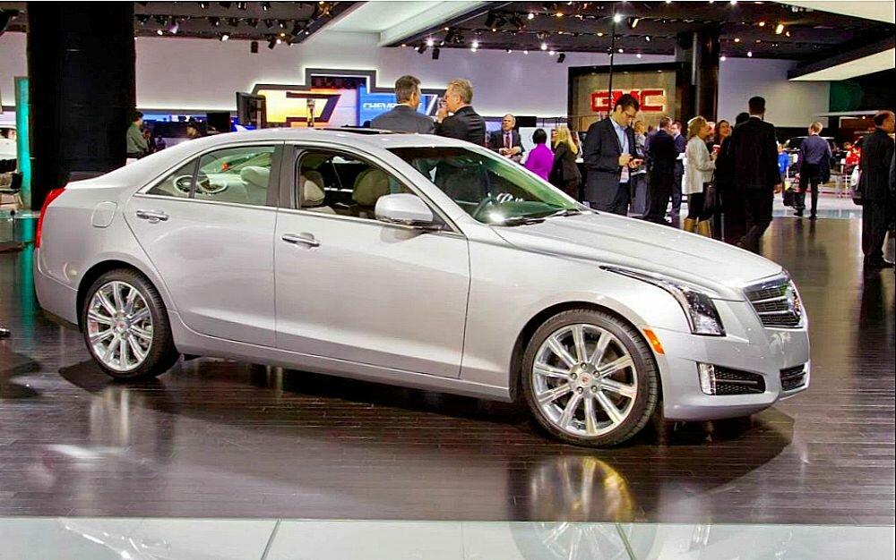 Автомобиль Cadillac ATS — обзор