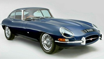 Автомобиль Jaguar E-Type