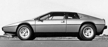 Автомобиль Lotus Esprit