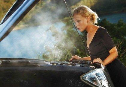 Причины перегрева двигателя
