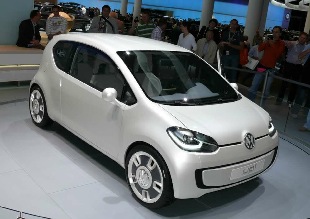 Компактный автомобиль Volkswagen Up!